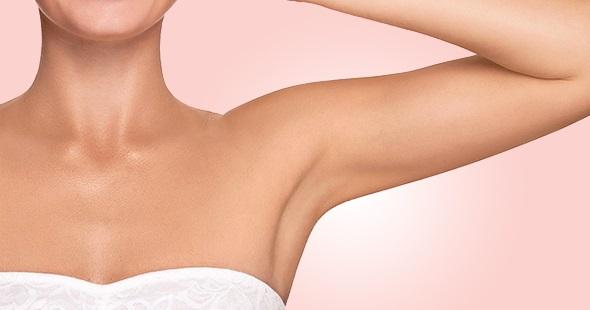 underarm laser hair removal1 - عوارض لیزر زیر بغل نی نی سایت: 7 نکته خیلی مهم برای پیشگیری از عوارض لیزر زیر بغل